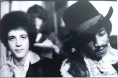 With Paul Caruso 1968
