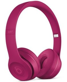 Buy a used Beats Solo 3 Neighbourhood Wireless Bluetooth Headphones - Brick Red. ✅Compare prices by UK Leading retailers that sells ⭐Used Beats Solo 3 Neighbourhood Wireless Bluetooth Headphones - Brick Red for cheap prices. Wireless Headphones Review, Cute Headphones, Beats Headphones, Sports Headphones, Top Tech Gifts, Beats Pill, Headphone With Mic, Beats By Dr, Tech Accessories