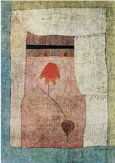 paul klee arab song