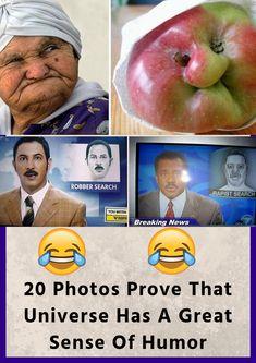 20 Photos Prove That Universe Has A Great Sense of Humour Funny Pics, Funny Stuff, Funny Pictures, Hilarious, Good Jokes, Coincidences, Make Sense, Universe, Lol