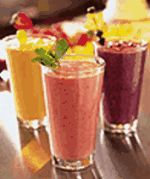 Very Berry Smoothies | DianasDesserts.com