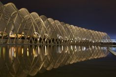The Agora at the Athens Olympic Park, Greece