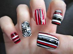 cute nail designs for teenagers