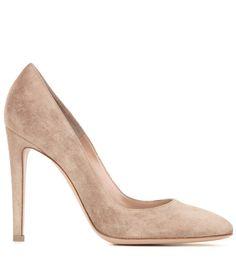 e439f7764f2 mytheresa.com - Roma suede pumps - Shoes - Luxury Fashion for Women /  Designer