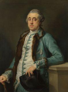 Portrait of John Scott (?) of Banks Fee 1774 Oil on canvas x 74 cm National Gallery Francisco Goya, 18th Century Clothing, 18th Century Fashion, 19th Century, Photomontage, Posh People, Jean Antoine Watteau, Renaissance, John Scott