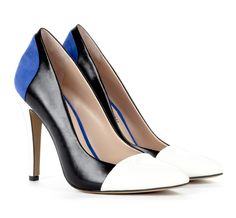 Sole Society Editor's Picks - Colorblock pumps - Blakeley