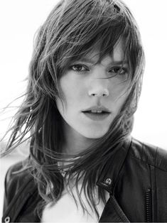 nice Freja Beha Erichsen returns as the face of MO&Co's Spring 2016 campaign by Karim Sadli [campaign]