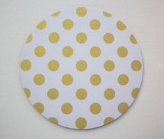 Mouse Pad mousepad / Mat  round or rectangle  Shiny big by Laa766