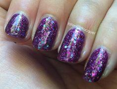 Lyn B Designs Shrieking Violet