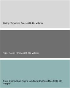 See How 5 Color Palettes Look on 1 Charming Exterior Exterior Color Palette, House Exterior Color Schemes, Exterior Paint Colors For House, Paint Colors For Home, Paint Colours, Farmhouse Exterior Colors, Farmhouse Paint Colors, Outdoor Paint Colors, Painted Exterior Doors
