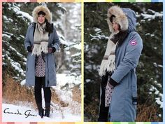 Canada Goose montebello parka online store - Tan Kensington Canada Goose - how I wish | Sonakshi Sinha ...