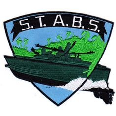 STABRON 20 Seal Team Assault Boat Squadron Twenty S.T.A.B.S. Patch STABRON 20 United States NAVY SEAL TEAM ASSAULT BOAT SQUADRON TWENTY Military Patch S.T...