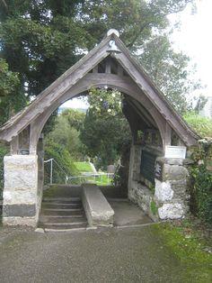 Mylor Church, Cornwall