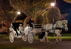 Opryland Hotel Christmas Lights | Nashville Christmas Events
