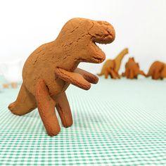 3D dinosaur cookie cutters! RAWR!!!