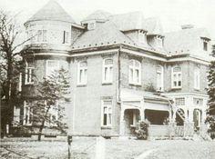 Erhorn mansion. Erhorn was the street above my childhood home