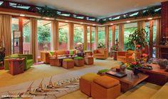 Frank Lloyd Wright's Samara, a late-career gem in Indiana - Curbed