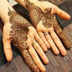 Explore latest Mehndi Designs images in 2019 on Happy Shappy. Mehendi design is also known as the heena design or henna patterns worldwide. We are here with the best mehndi designs images from worldwide. Latest Arabic Mehndi Designs, Mehndi Designs 2018, Mehndi Designs For Girls, Unique Mehndi Designs, Mehndi Designs For Fingers, Beautiful Mehndi Design, Dulhan Mehndi Designs, Wedding Mehndi Designs, Mehandi Designs