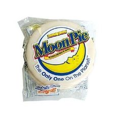 moon pies for outer space party... My favorite moon pie.. vanilla!!!