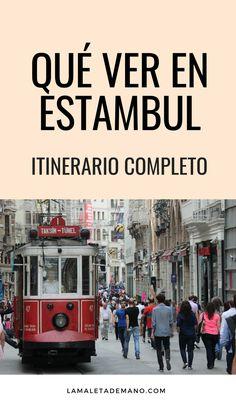 439742536 En este itinerario de 4 días en Estambul, te enseñaremos a sacar el mayor  provecho