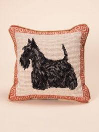 Scottish Terrier Cushion by Elegant Decor Ltd. - ShopKitson.com