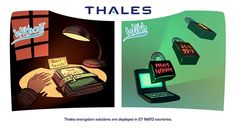 Thales encryption solutions are deployed in 27 NATO countries.