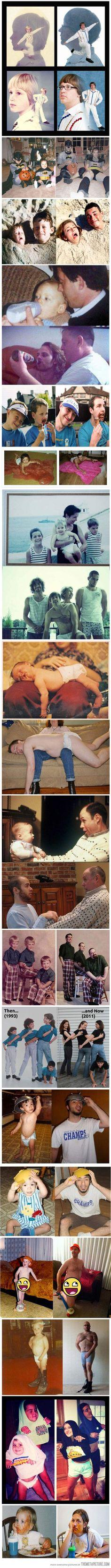 family pictures, ridicul famili, recreat ridicul, mothers day, family photos, famili pictur, recreat famili, old photos, famili photo