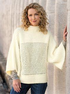 New Knitting Patterns - Creme Brulee Knit Pattern