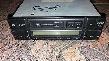 Original mercedes w124 autoradio audio 10 von becker mit code BE2010 Oldtimer
