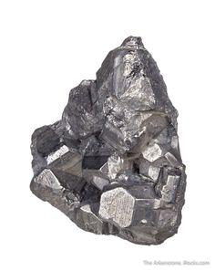 Bournonite  ---  Sangvinedo Mine, Les Malines, Gard, France