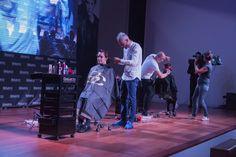 Los hermanos Gastone y Marco Landi forman parte desde el inicio del equipo artístico de estilistas de #SalermCosmetics en Italia