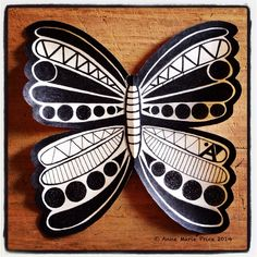 Butterfly by Anne Marie Price www.ampriceart.com #drawing #butterfly #2014 #inspiration #AMP #art #ampriceart #ink