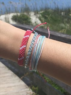Pura Vida Bracelets, Adjustable Bracelet, Friendship Bracelets, Bangles, Inspired, Etsy, Jewelry, Fashion, Accessories