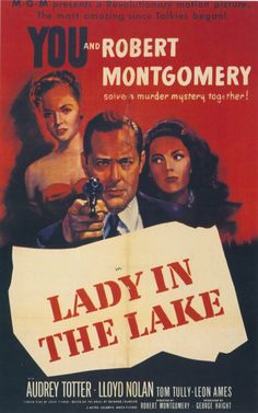 The wide genre of American film noir has inspired some of the most interesting and stark film poster art. While critics over the years have dumped a ton of movies into the noir, neo-noir or noirish categories, to me the crime story is its most fertile ground and Raymond Chandler's work its best source.