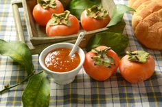 ricetta marmellata di cachi Cookies Policy, Preserving Food, Biscotti, Chutney, Preserves, Sweet Recipes, Food And Drink, Stuffed Peppers, Fruit