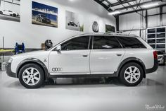 It just wouldn't be #BlackFriday without a full window tint install on this Audi A6 allroad quattro!