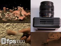 Company Kickstarter produced a miniature video camera dubbed 'fps 1000', whose chief function is recording videos at high frame rates, as its name implies. This camera will be introduced in three versions - the fps1000 SILVER, the fps1000 GOLD, and the fps1000 PLATINUM - and the last of them shoots videos at absolutely UNBELIEVABLE 18,500 fps!