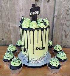 My Birthday Cake, Birthday Parties, Billie Eilish Birthday, Billie Eilish Merch, Fiesta Cake, Cute Desserts, Bday Girl, Its My Bday, Creative Cakes