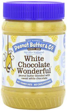 Peanut Butter & Co White Chocolate Wonderful -- 16 oz