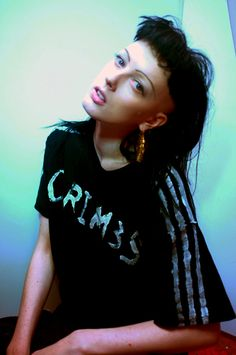 Sadie Pinn from #Crim3s #WitchHouse