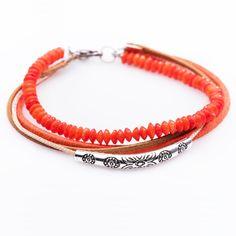 Jewels, Bracelets, Fashion, Bead, Moda, Jewerly, Fashion Styles, Bracelet, Gemstones