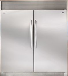 Side By Fridge And Freezer Kenmore Elite Series Refrigerator