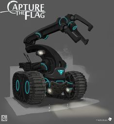 ArtStation - Capture The Flag - Robots, Carlos NCT Drones, Robotics Projects, Robotics Engineering, Nct, Military Robot, Mobile Robot, Futuristic Robot, Robotic Automation, Arte Robot