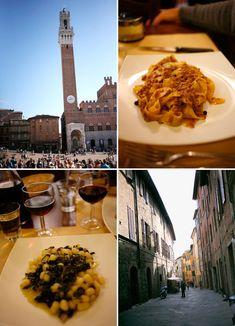 Siena food