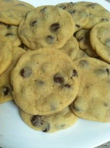 The Best Soft Chocolate Chip Cookie Recipe (Whole foods hack) by sweetartecakes