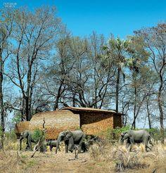Interior Design, http://trendesso.blogspot.sk/2015/08/lovely-house-in-botswanasafari.html