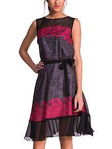 Giordin Floral Dress