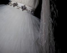 Hillenius Couture Wedding Dresses Tulle Bruiden Trouwjurken