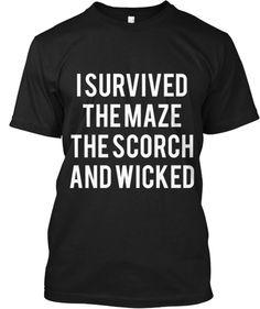 The Maze Runner Tee