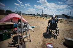 On LA County's remote north end, the homeless are stuck. Is hope on the horizon? – Daily News